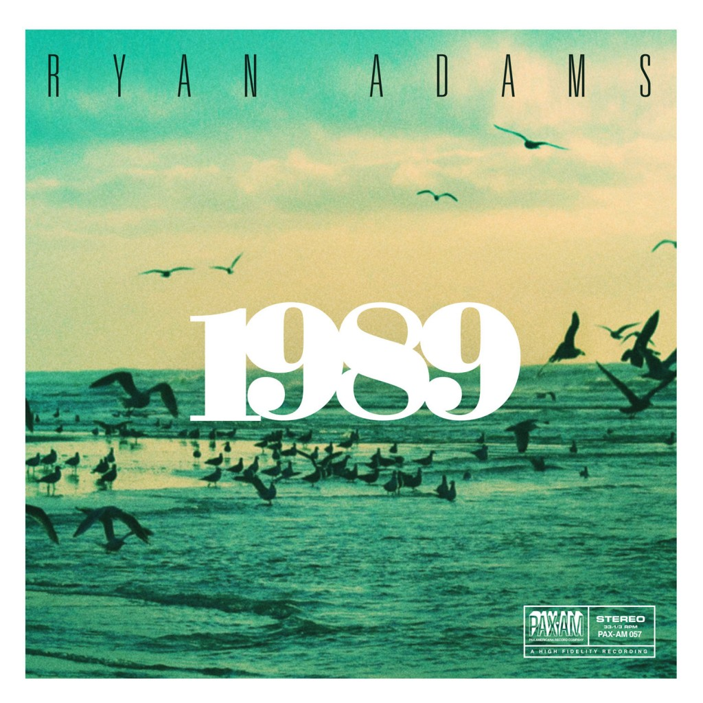 Ryan-Adams-1989 cover