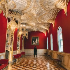 Strawberry Hill House - Horace Walpole's Gothic Castle